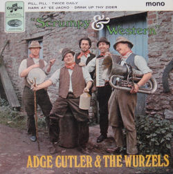 Image result for the wurzels 1970s onstage