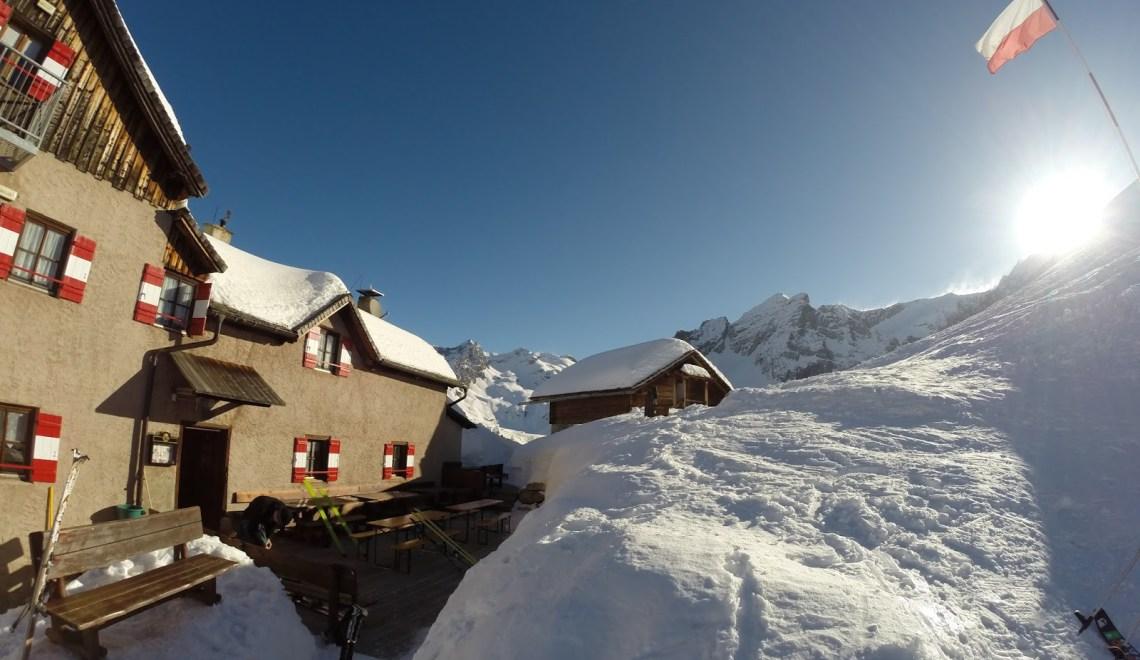 Magerstein (3273m) und Schneebiger Nock (3358m) – Südtirol