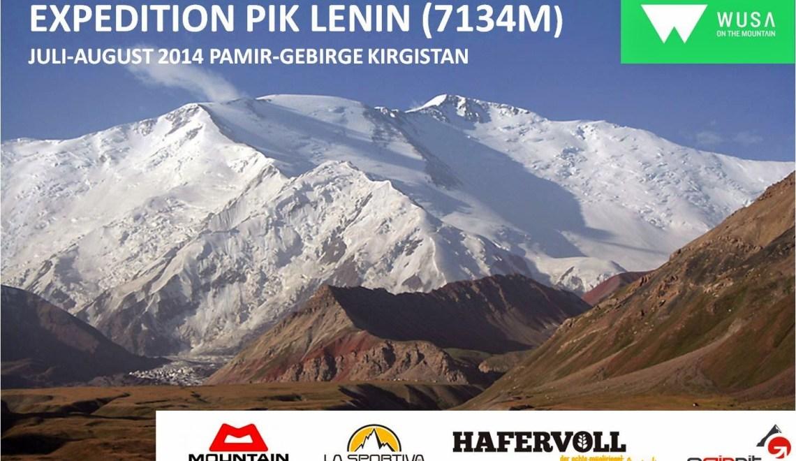 Pik Lenin (7134m) – der Abflug naht mit großen Schritten und die Taschen sind zu klein