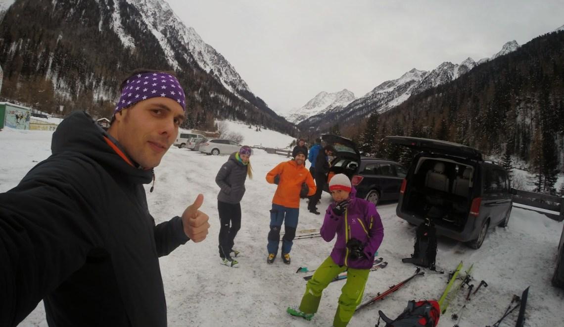 Es war einmal auf der Amberger Hütte – ein 3000er Blogger-Wintermärchen im Ötztal