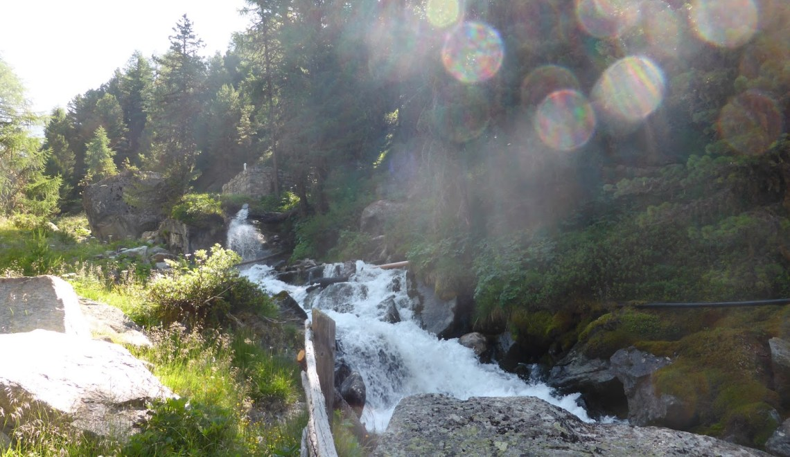 Großer Angelus (3521m) und Hinteres Schöneck (3128m)-Überschreitung – eine lohnende Tagestour von Sulden aus