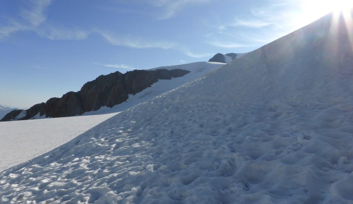 Wildspitze (3768m) Überschreitung – ein grandioser Abschluss auf Österreichs Gipfel Nummer Zwei