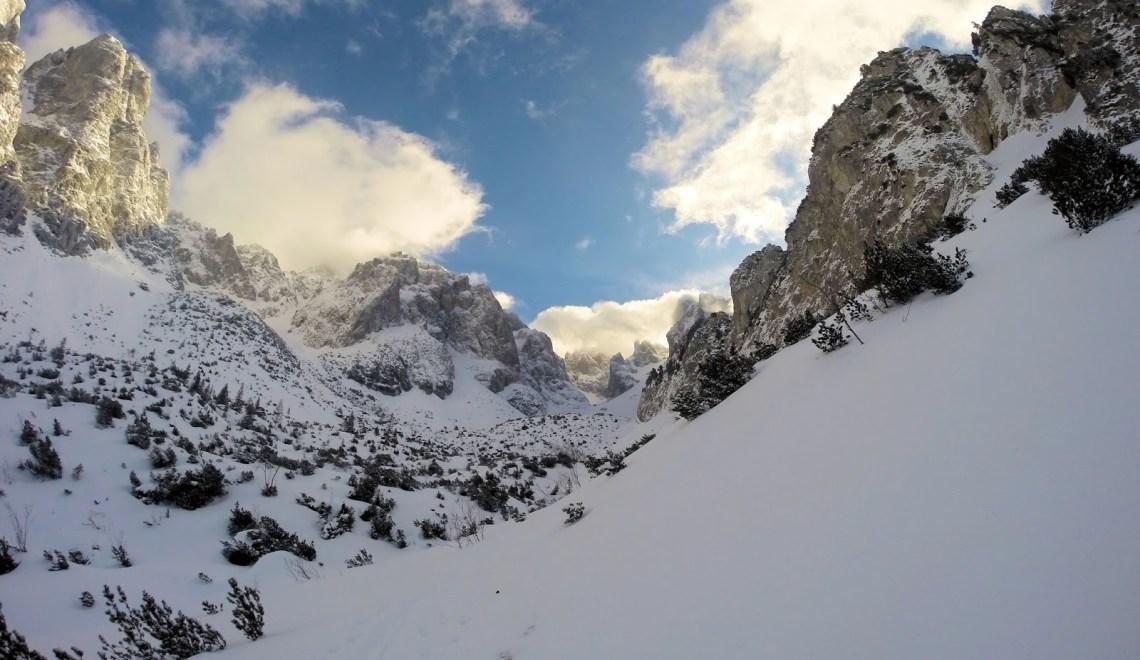 Stuhllochscharte (2246m) am Gosaukamm – AV-Skitour, die immer wieder schön ist
