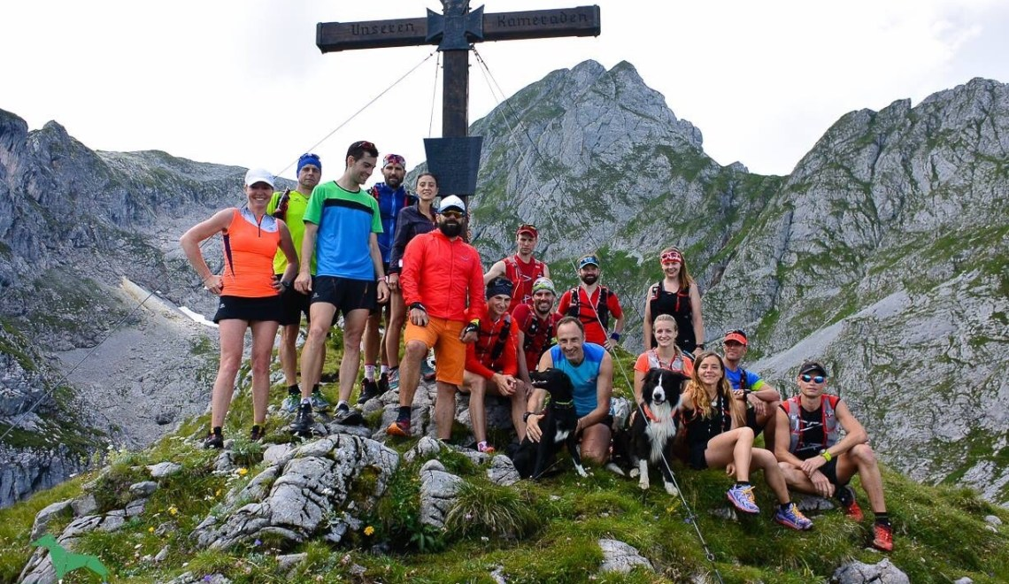3. Run with Wusaonthemountain(s) Lauftreff – Trailrunning verbindet