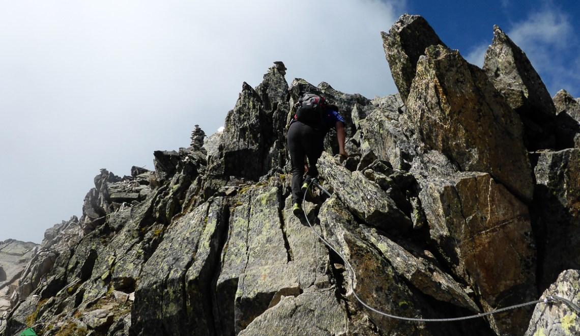 Glödis (3206m) – das Matterhorn der Schobergruppe