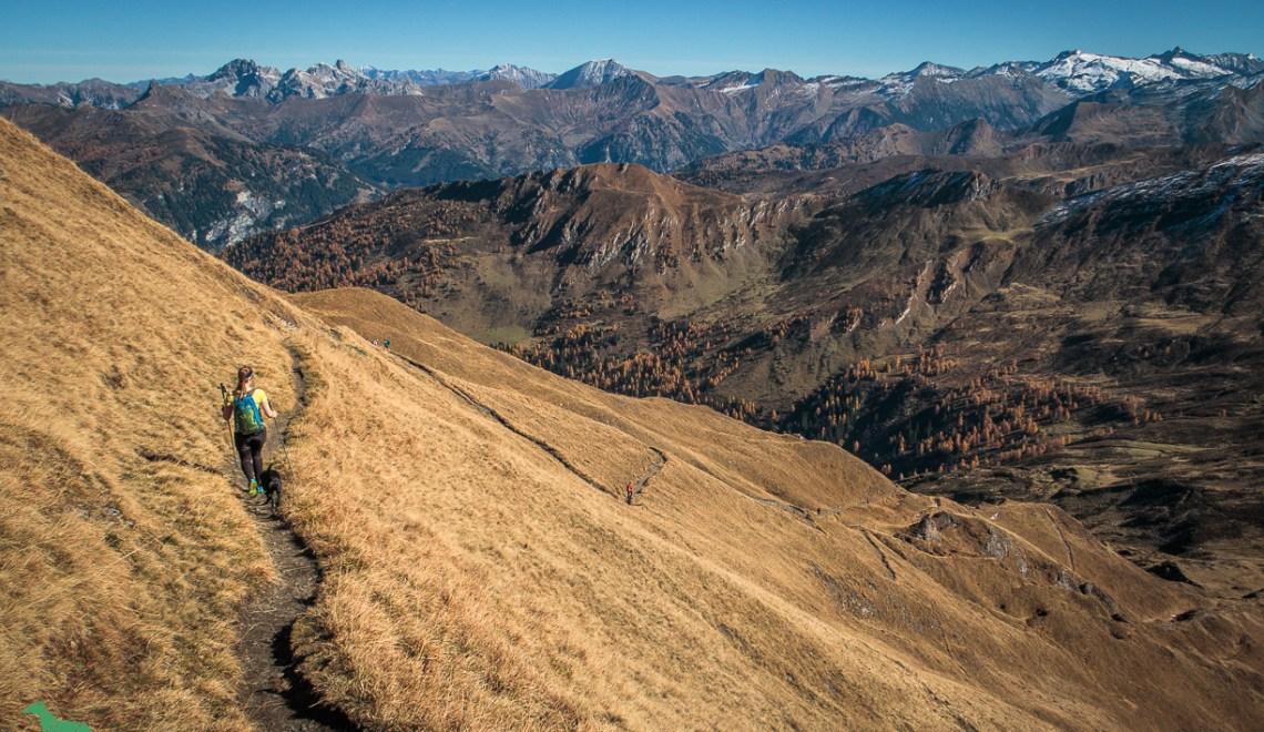 Großarl – eine Runde mit fünf Gipfeln