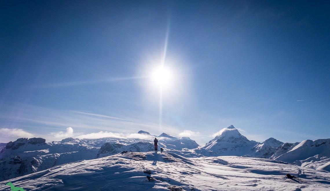Schilcheck (2040m) – perfekter Skitouren-Einstieg
