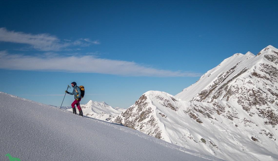 Kl. Mureck (2402m) und Gr. Mureck (2475m) – Kombination mit Tourenski