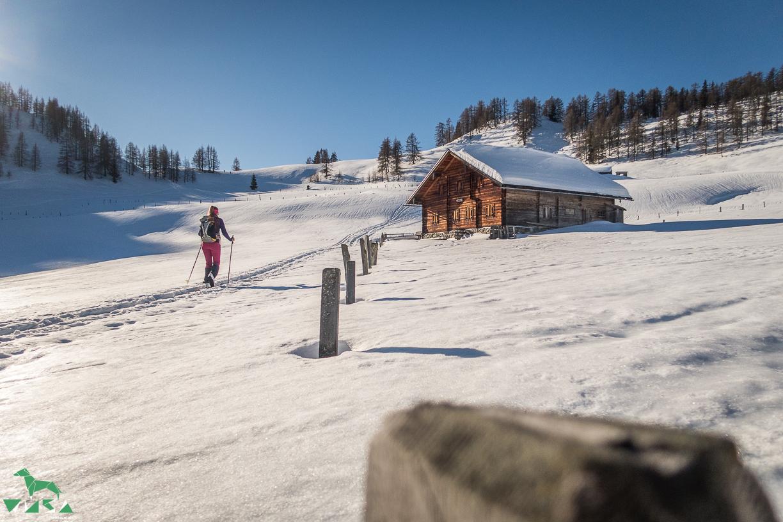 Skitour Lackenkogel