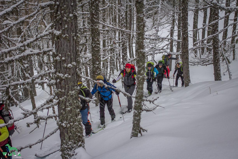 Skitour Felskarspitze
