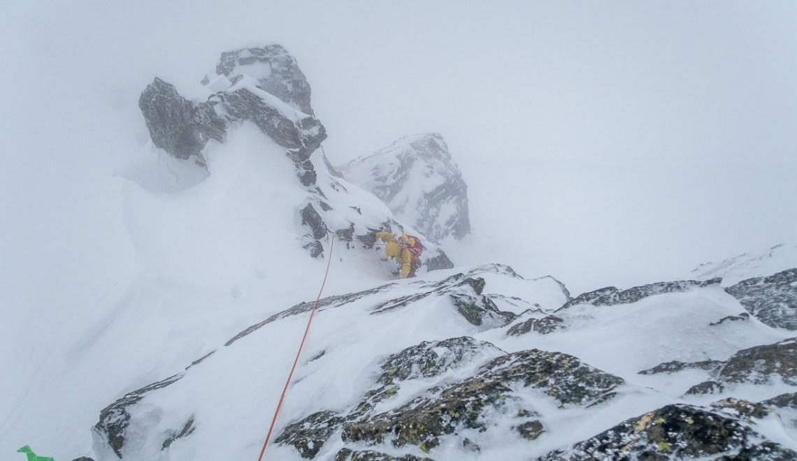 Chalausköpfe (3120m) – Ausbildung zum ÖAV Übungsleiter Skihochtouren