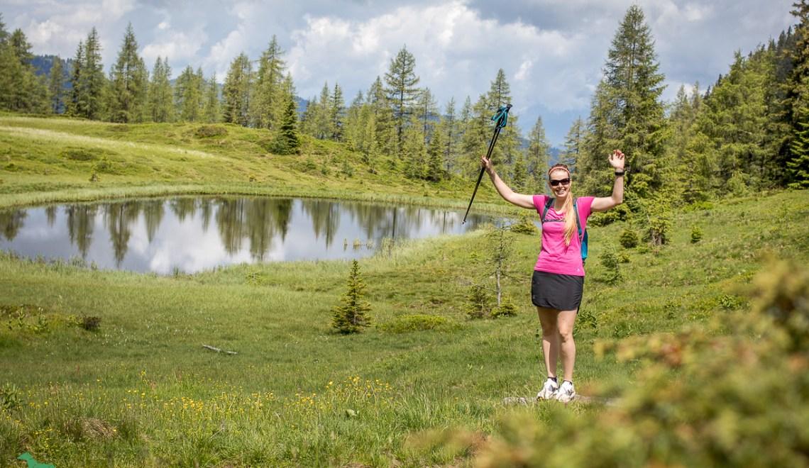 Kleinarl und sein Paradies – über Moseregg, Wildbühel und Mooskopf
