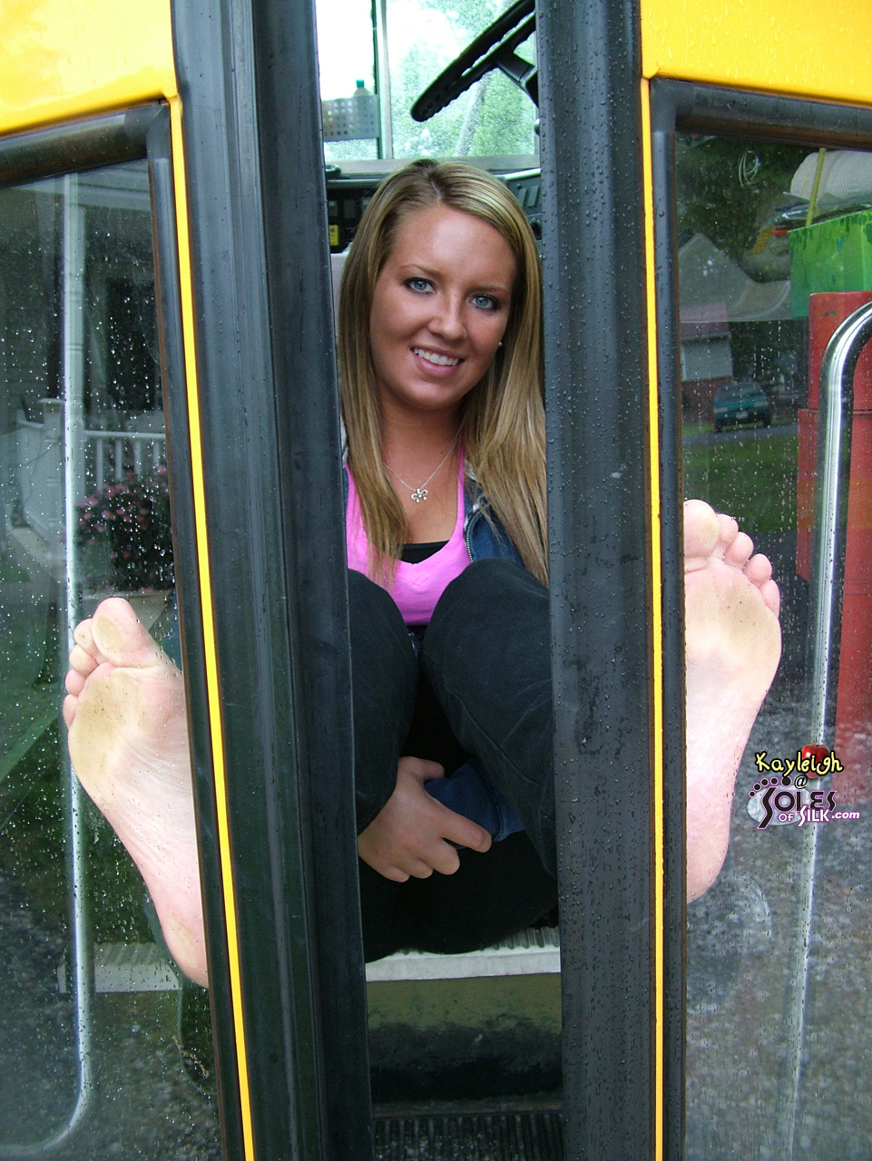 Wus Feet Links Kayleighs After School Feet