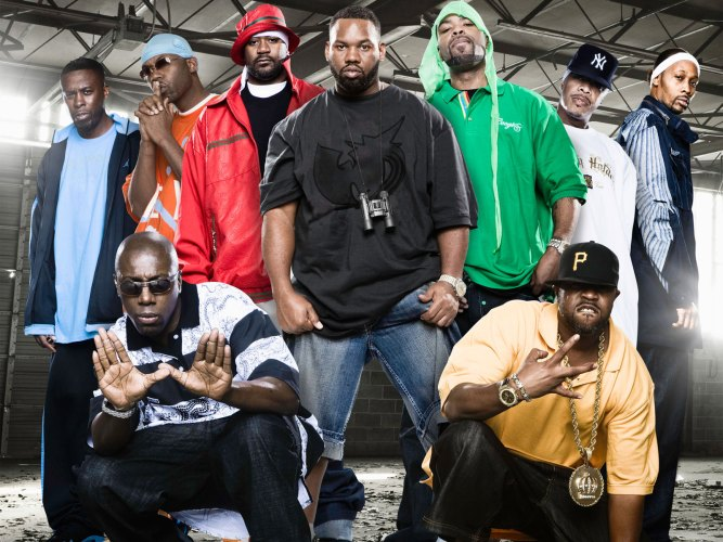Wu-Tang Tour Dates (May 2015)