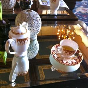 Ellenborough Park, Cheltenham, U.K, England, Tea, Afternoon, China, Tea set, english, breakfast, strainer, shiny table