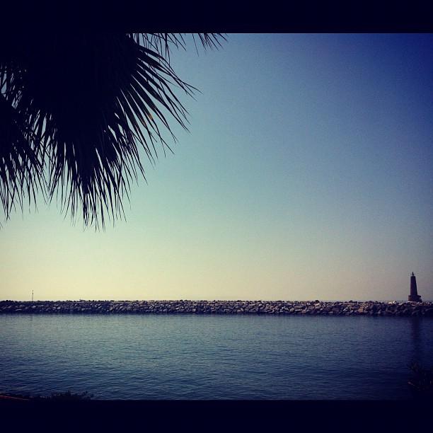 marbella, beach, puerto, banus, jose, sun, peaceful, ocean