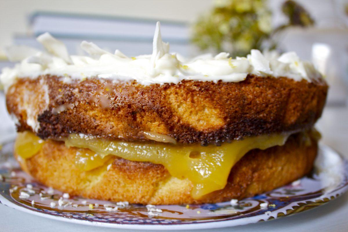 Gluten Free, Nut Free, Chiffon Cake, Lemon, Coconutlifestyle blog uk, lifestyle, lifestyle blog, gluten free blog, gluten free blogger uk, gluten free recipes,