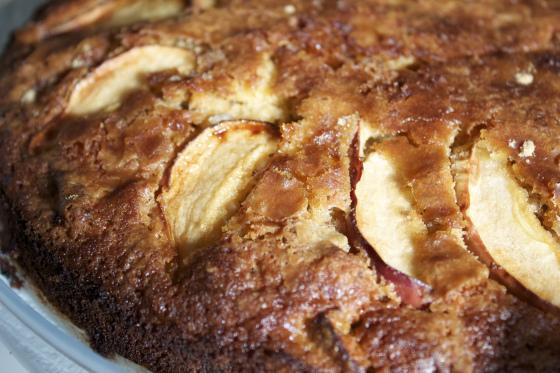 Gluten Free, Apple, Carrot, Spiced, Harvest Cake