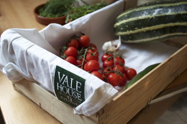Vale House Kitchen, seasonal, Cookery Course , Gluten Free