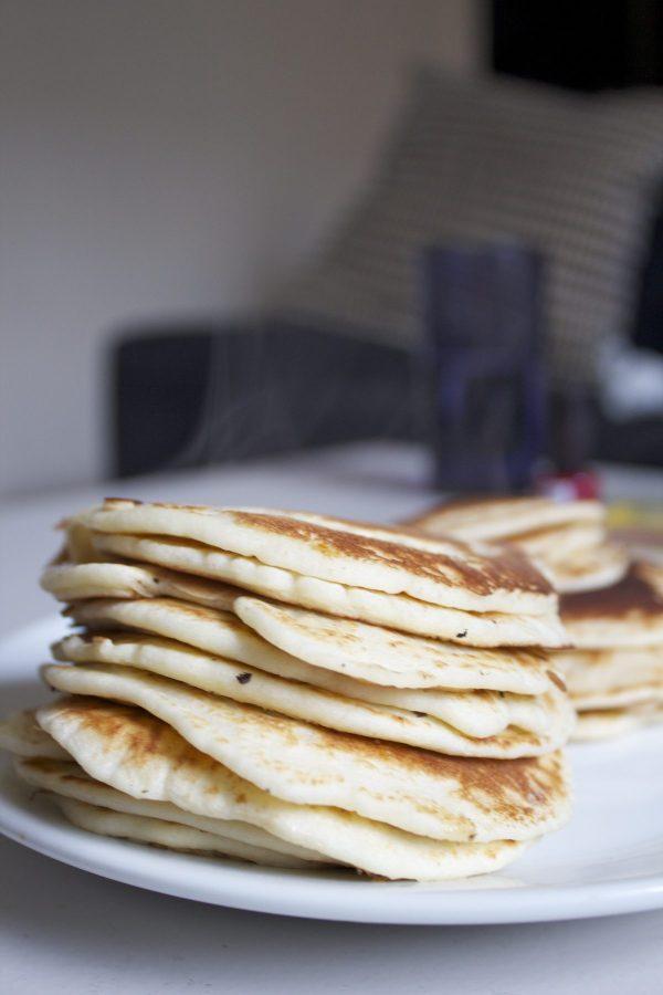 Gluten Free scotch pancakes
