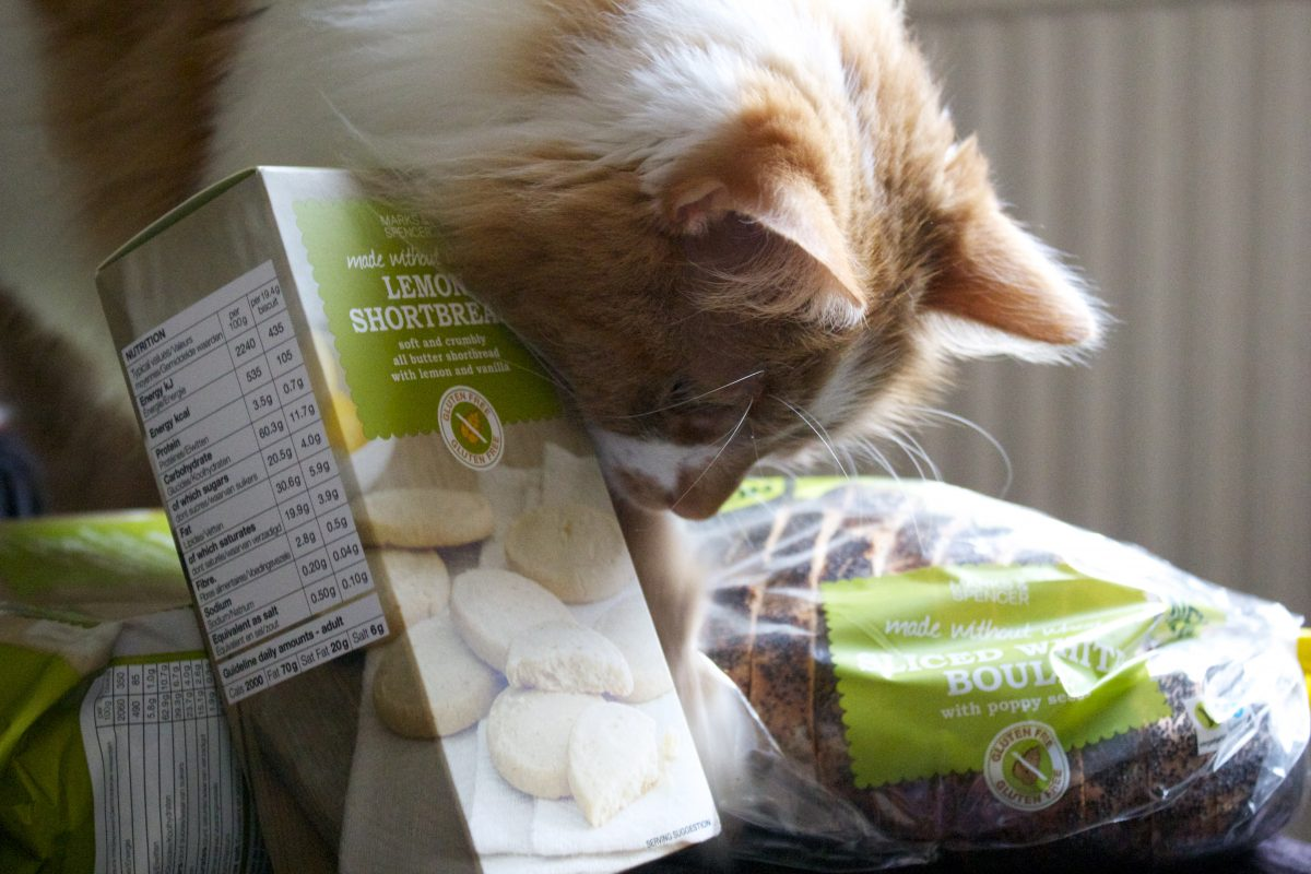 Gluten Free Mini, Cheese Crackers, Marks and Spencers
