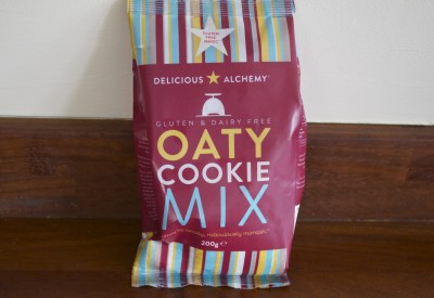 Deliciously Alchemy, Oaty, Cookie Mix, lifestyle blog, lifestyle, lifestyle blog uk, gluten free, gluten free blog uk, blogger, uk blog, uk blogger,
