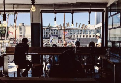 lifestyle blog, lifestyle blog uk, travel blog, Gluten free Bristol, gluten free, Fish & Chips, Salt and Malt, Salt & Malt, Wapping Wharf, Cargo 2