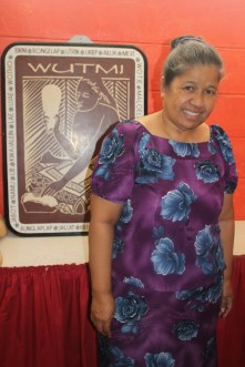 Florence Peter- WUTMI President