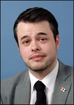 Councillor Matthew Holdcroft - Wednesfield South Ward