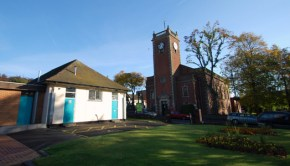 St Thomas' Church Wednesfield