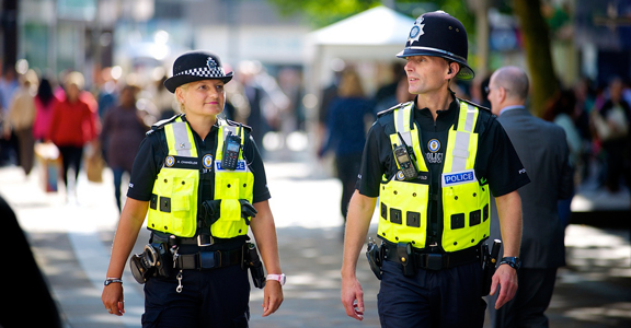 Image courtesy of West Midlands Police