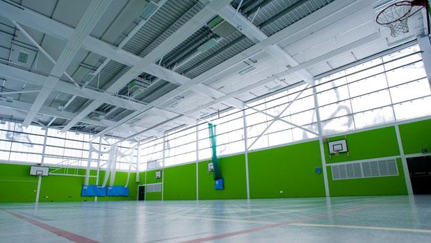 Wednesfield High BSF Gym