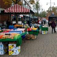 Wednesfield Market
