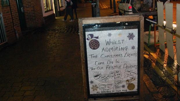 Wednesfield Lights 2012  (20)