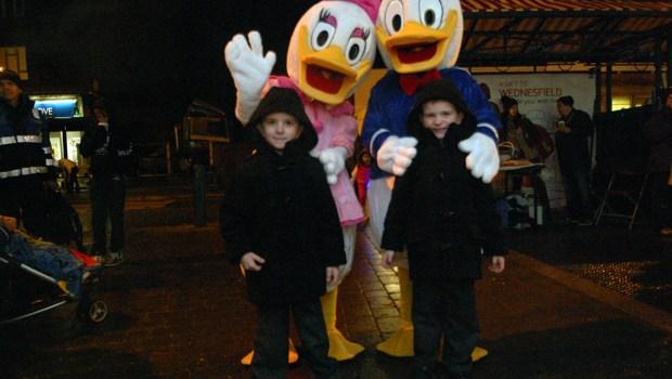 Wednesfield Lights 2012  (30)