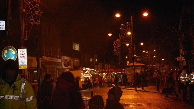 Wednesfield Lights 2012  (39)