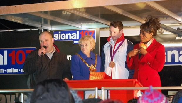 Wednesfield Lights 2012  (43)