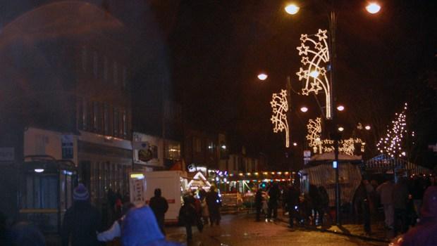 Wednesfield Lights 2012  (46)