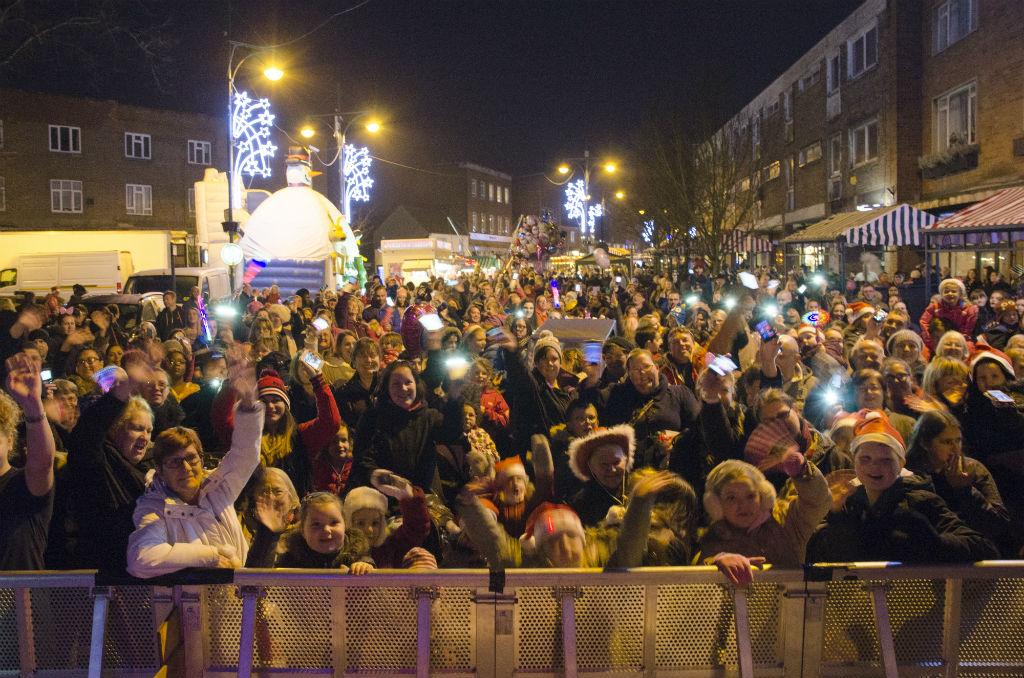 Wednesfield Christmas Lights Event 2016 - WV11.co.uk ...