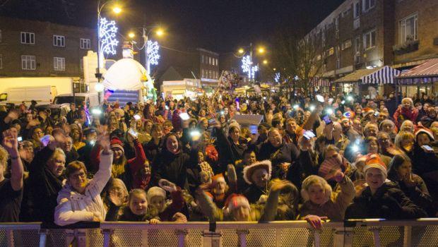 Wednesfield Christmas sponsor crowdfund