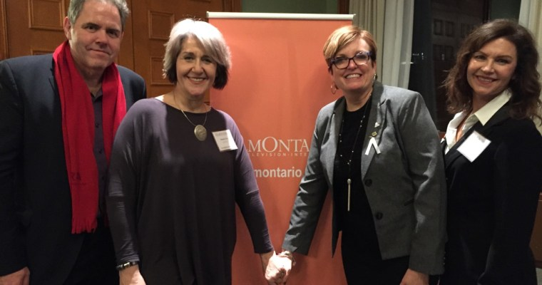 FilmOntario Hosts Successful Lobby Day at Queen's Park