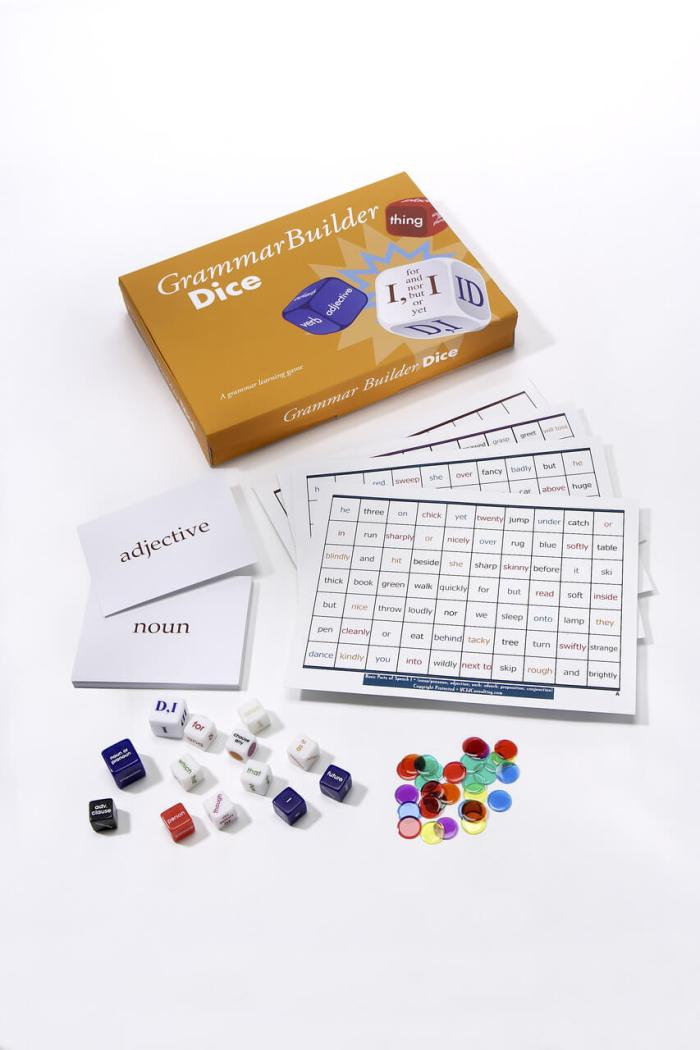 GrammarBuilder Dice Kit