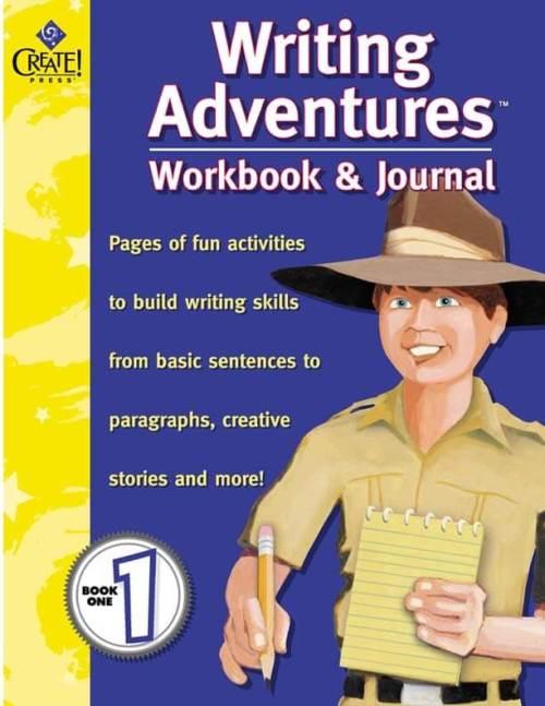 Writing Adventures: Writing Book 1