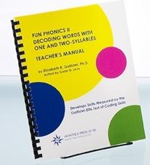 Fun Phonics II – Teacher's Manual