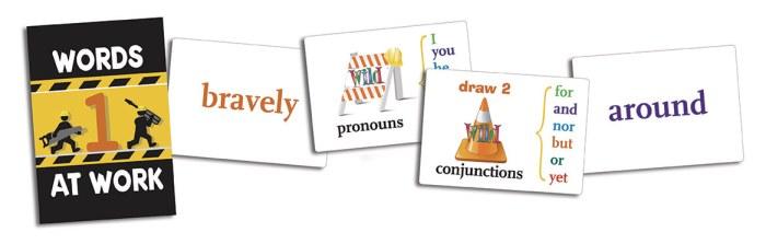 Words at Work 1 – Basic