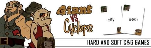 Giants vs. Cyclops (2 sounds of C & G)