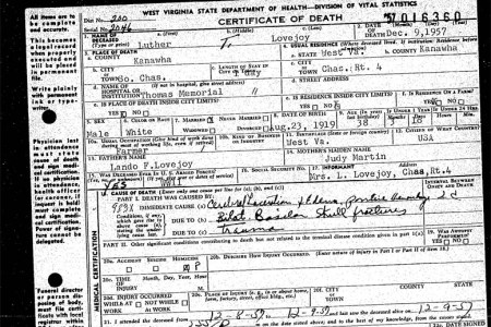 How To Create A Graph » west virginia death certificates | Create A ...