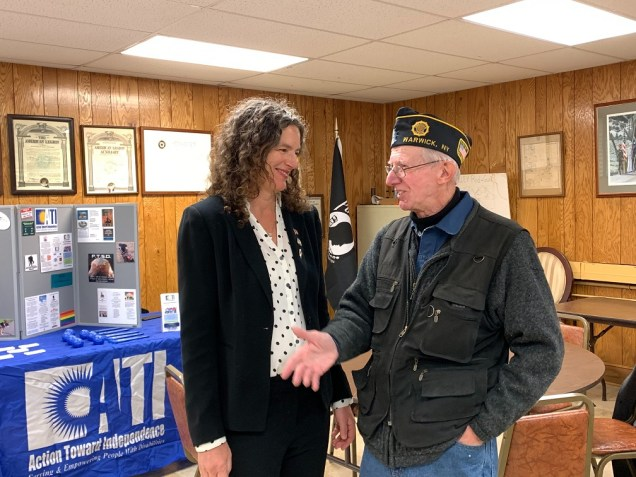 Metzger_Veterans Resource Fair