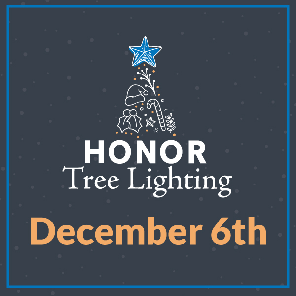Honor Tree Lighting