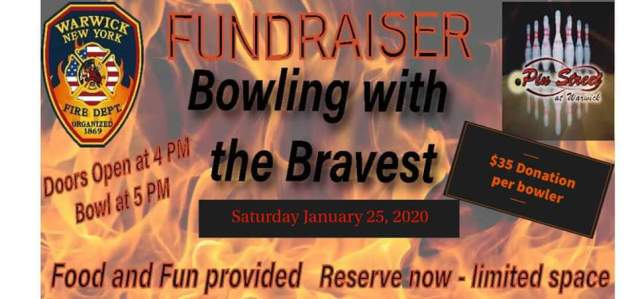Bowling with the Bravest